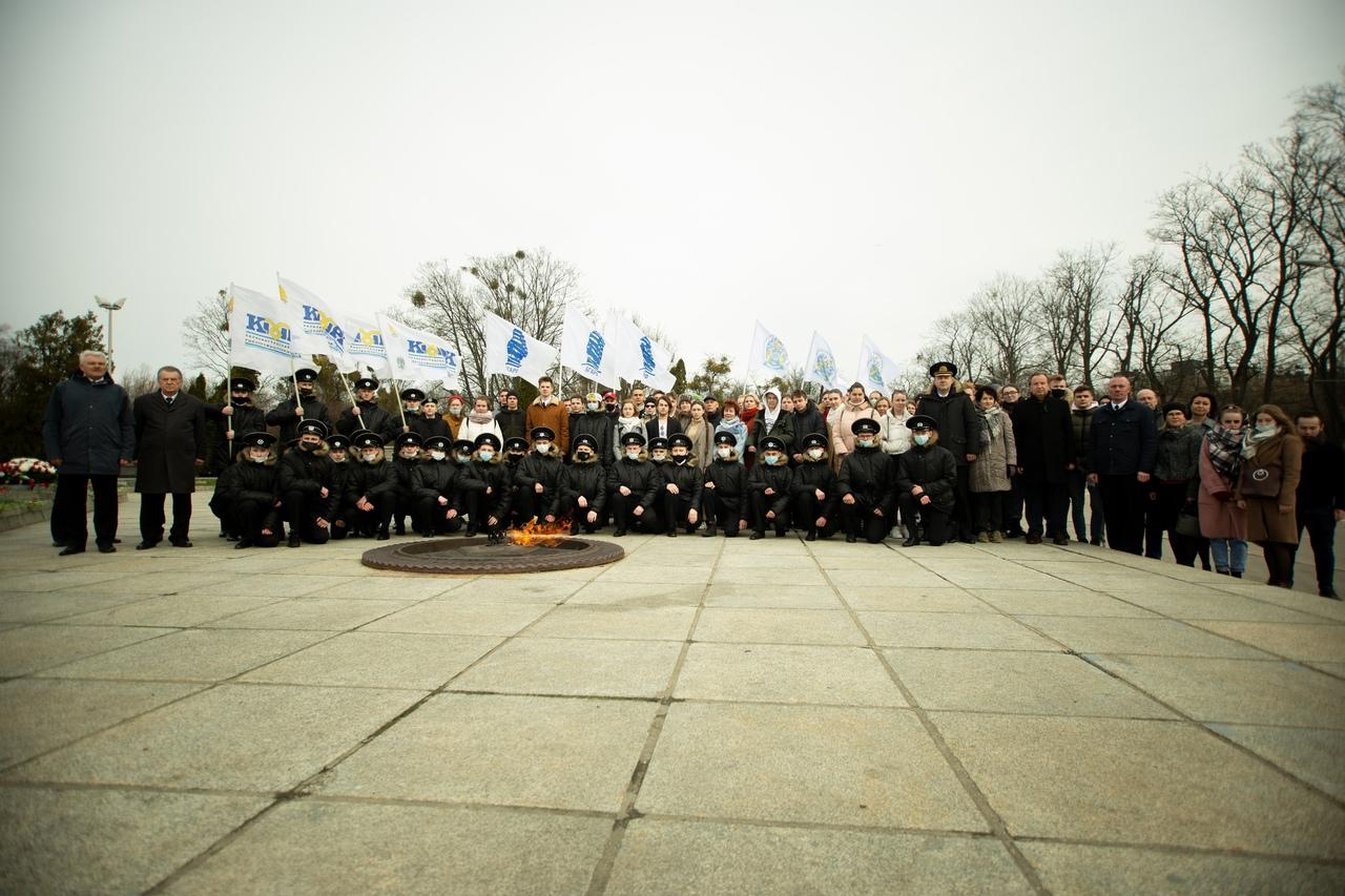 БГАРФ приняла участие в мероприятиях, посвящённых 9 апреля